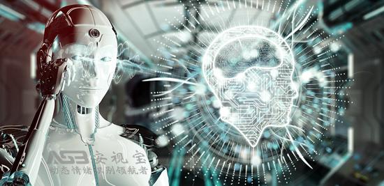 人工智能機器人