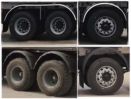 铝合金运油车3