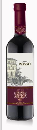 意大利安蒂教堂红葡萄酒