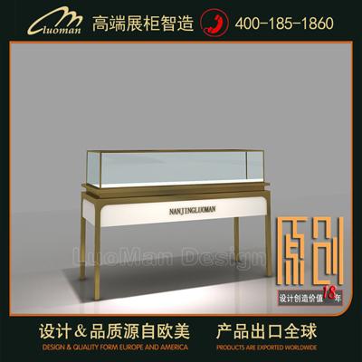 南京珠宝店面设计