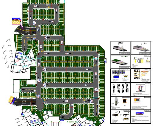 停车场设计