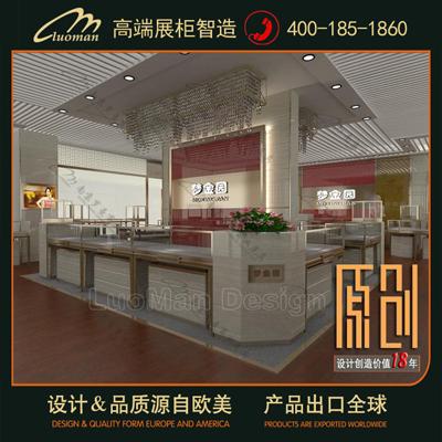 南京珠宝展柜工厂