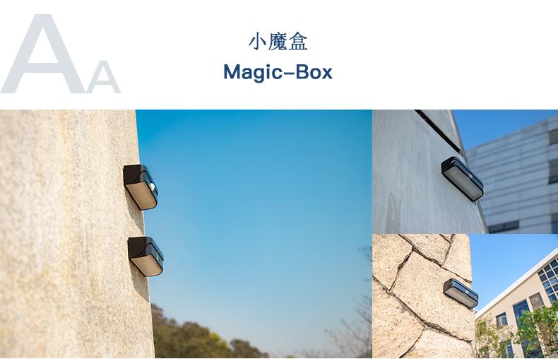 1804-S光控太阳能壁灯/节能/环保/清洁/安全3