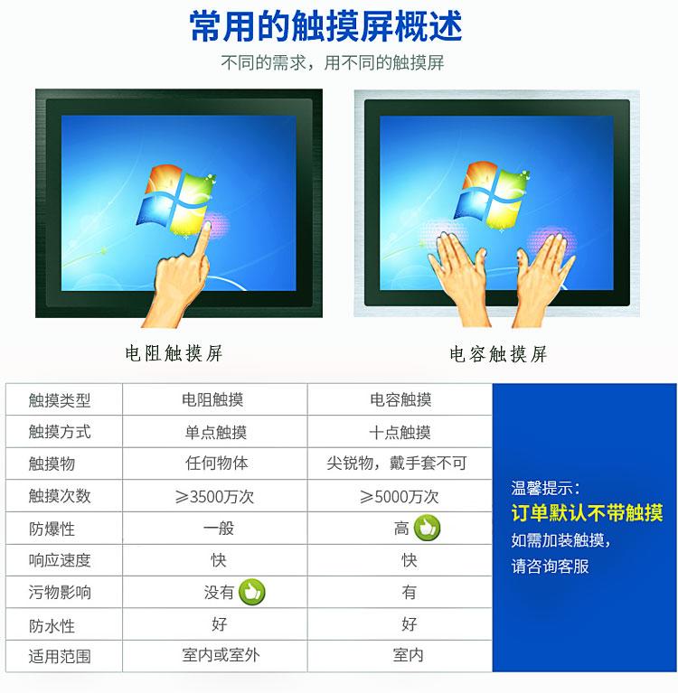 10mm工业显示器6