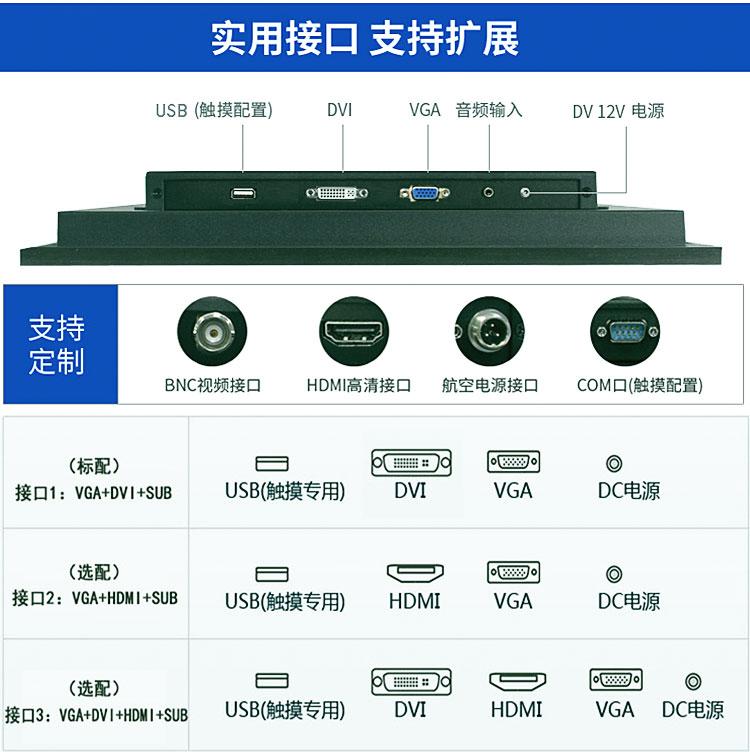 10mm工业显示器8