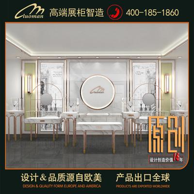 上海不锈钢珠宝展柜定做