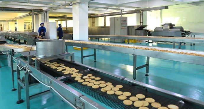 食品厂环氧树脂地坪漆