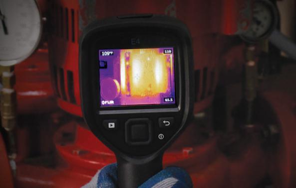 防爆红外热成像仪2