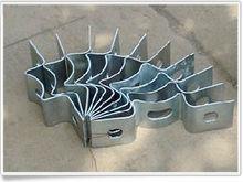 波形护栏托架作用
