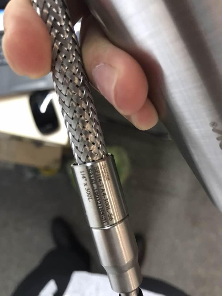 韩国HANSUN取样钢瓶现货代理,材质316L、304L、合金400,压力1800PSI、5000PSI1