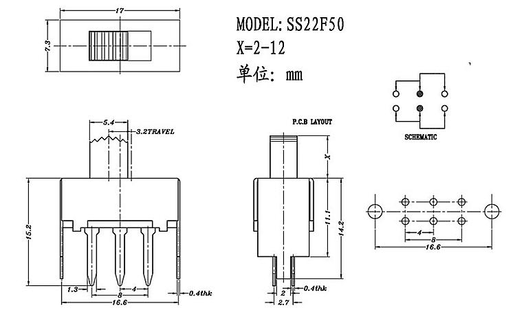 SS-22F50