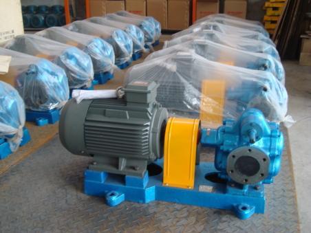 如何修復齒輪油泵出現故障及操作方法