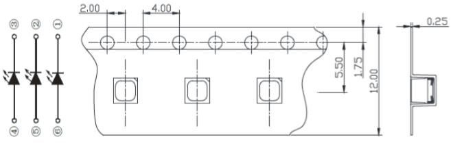 HNB2727W特性图2