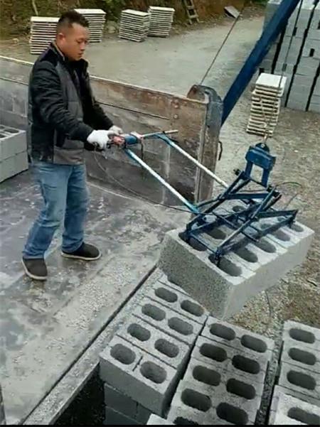 水泥砖码垛机4