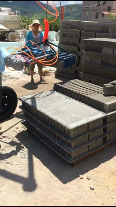 水泥砖码垛机7