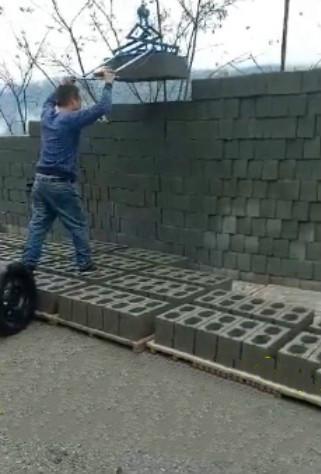 水泥砖码垛机5