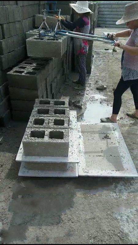 水泥砖码垛机2