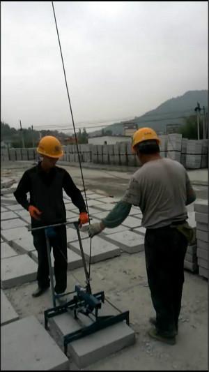 水泥砖码垛机6