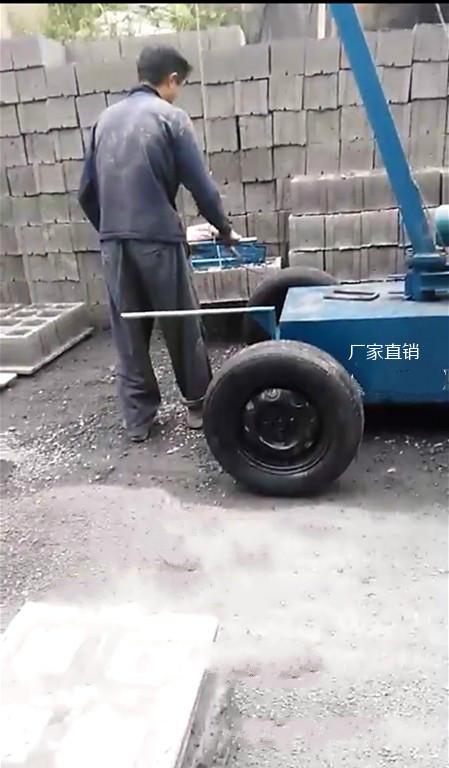 水泥砖码垛机8