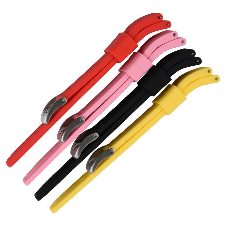 782# 电商平台热卖款完美贴合手腕硅胶手表带 20mm 22mm 24mm3