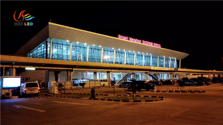 RGX goes to Togo for after-sales service