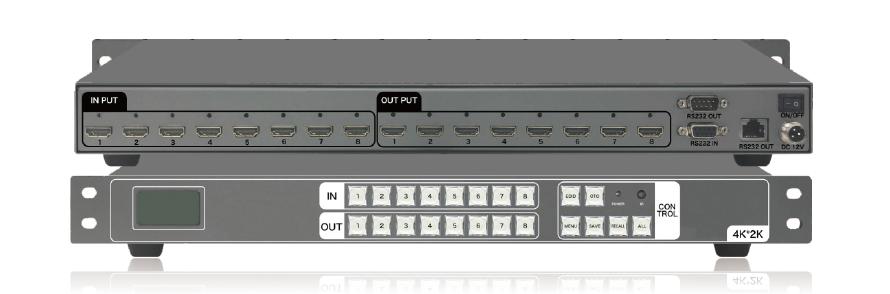 HDMI高清矩阵1
