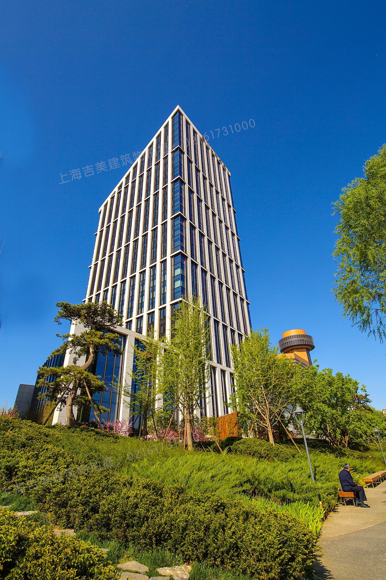 上海建筑物摄影