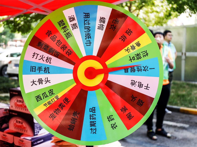 上海垃圾分类宣传片拍摄小知识视频制作抖音小视频教你垃圾分类2