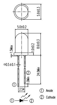 IR333C-6-A尺寸圖