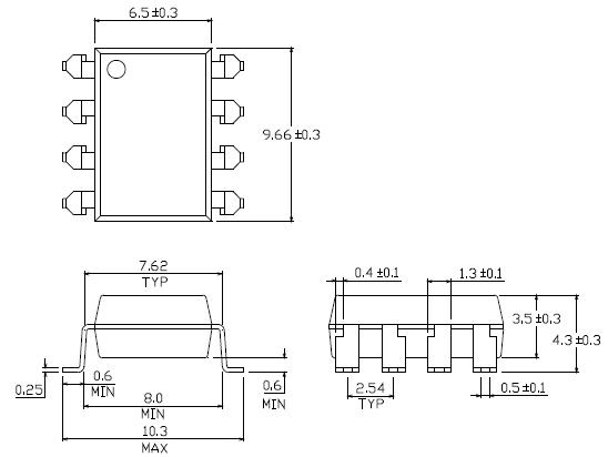 EL827S1尺寸圖2