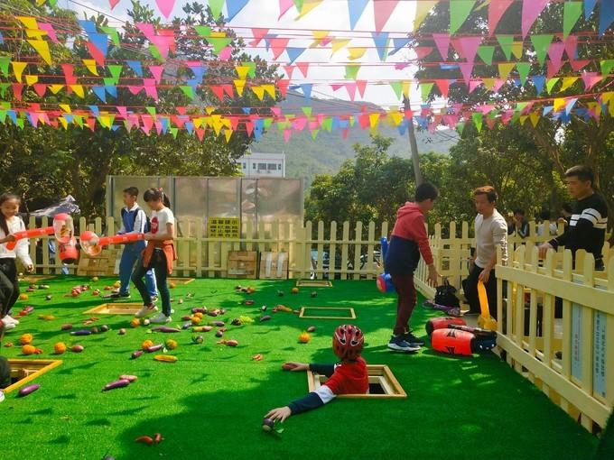 深圳附近好玩的农家乐排名