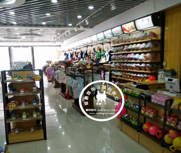 新零售店母婴货架5