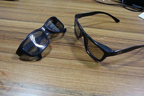 偏光3D眼镜