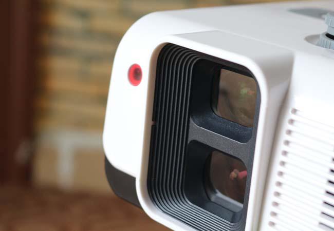 立影偏光3D投影仪