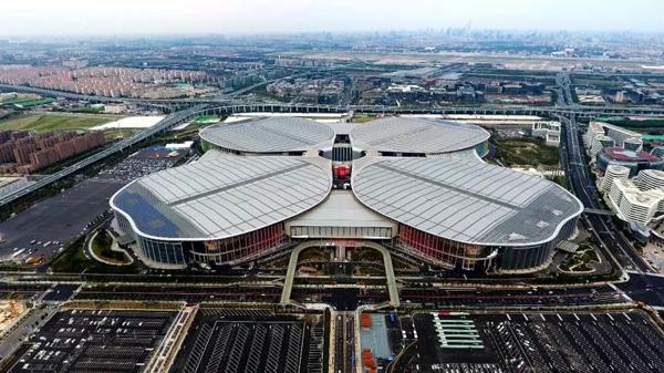 上海展会摄像   创意:吉美合影4K航拍_摇臂导播_送云图片直播021:617310004