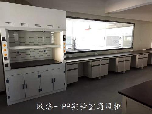 PP实验室通风柜1