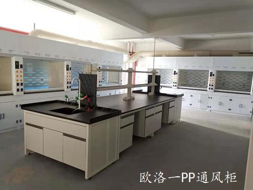PP实验室通风柜2