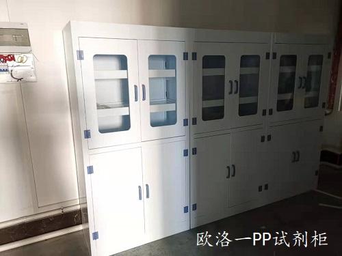 PP实验室通风柜4