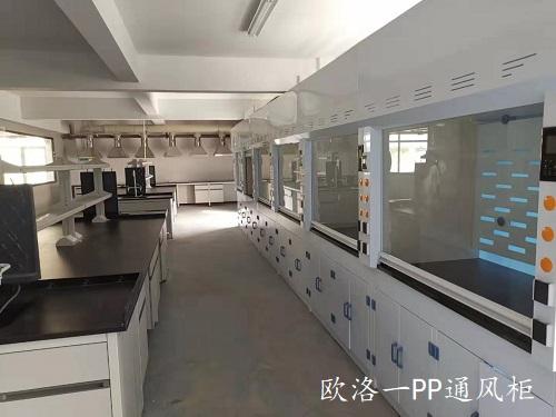 PP实验室通风柜5