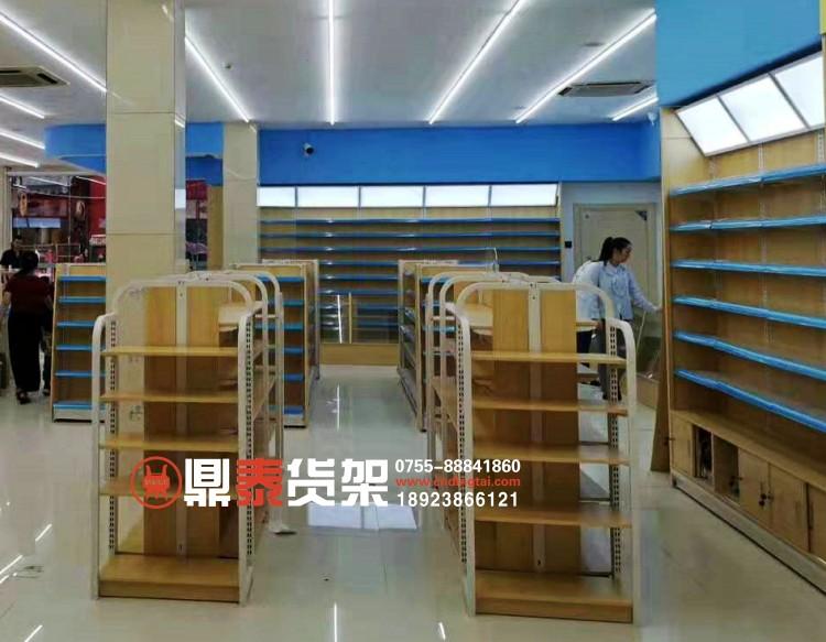 药品货架生产厂家药品货架批发公司2