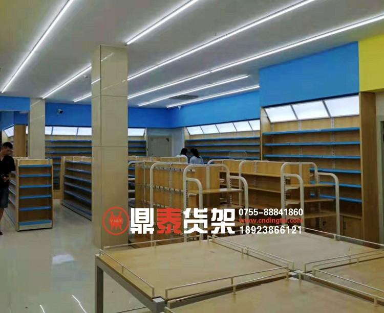 药品货架生产厂家药品货架批发公司5