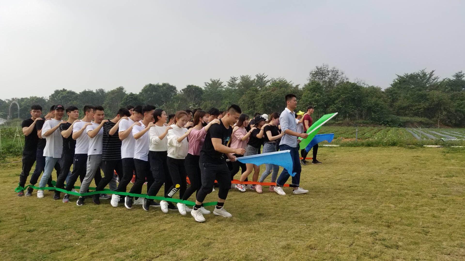 深圳公司趣味休闲一日游基地乐湖生态园