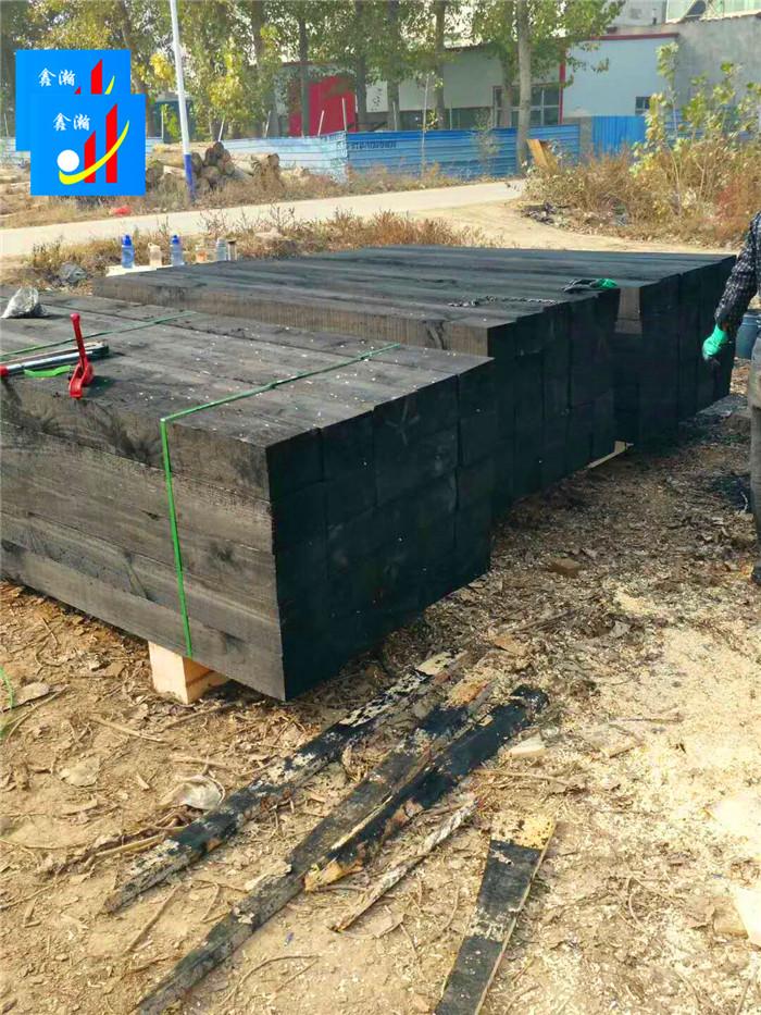 防腐木垫木施工规范