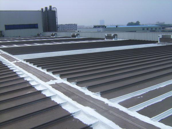 鋼結構屋面防水