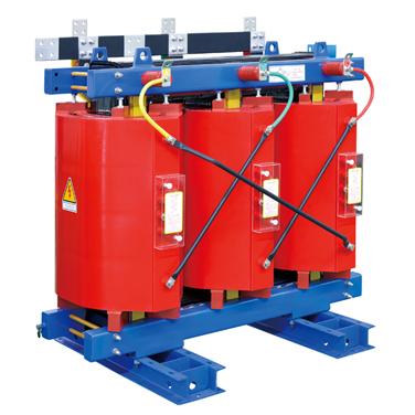 F级环氧树脂浇注式干式变压器。