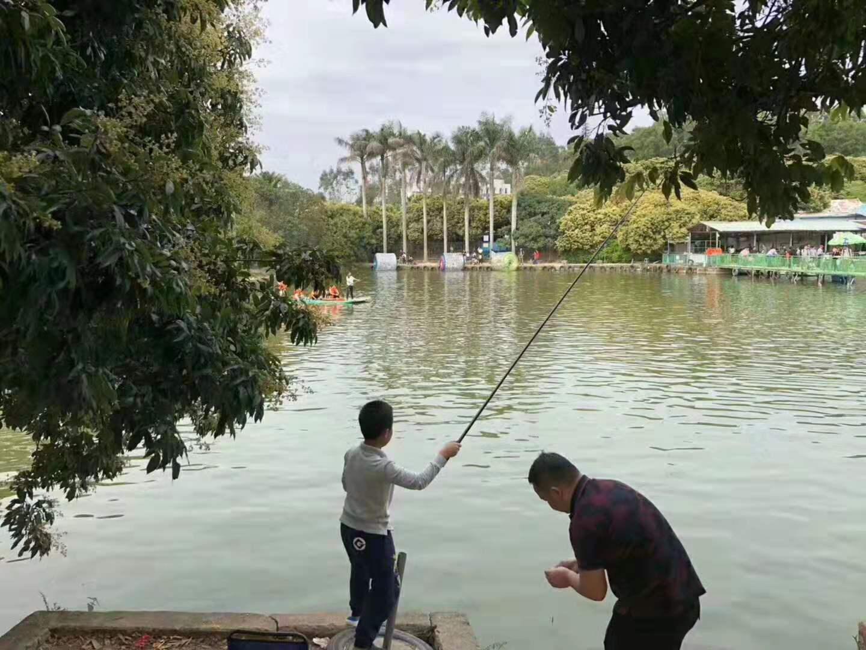深圳农家乐-乐湖生态园