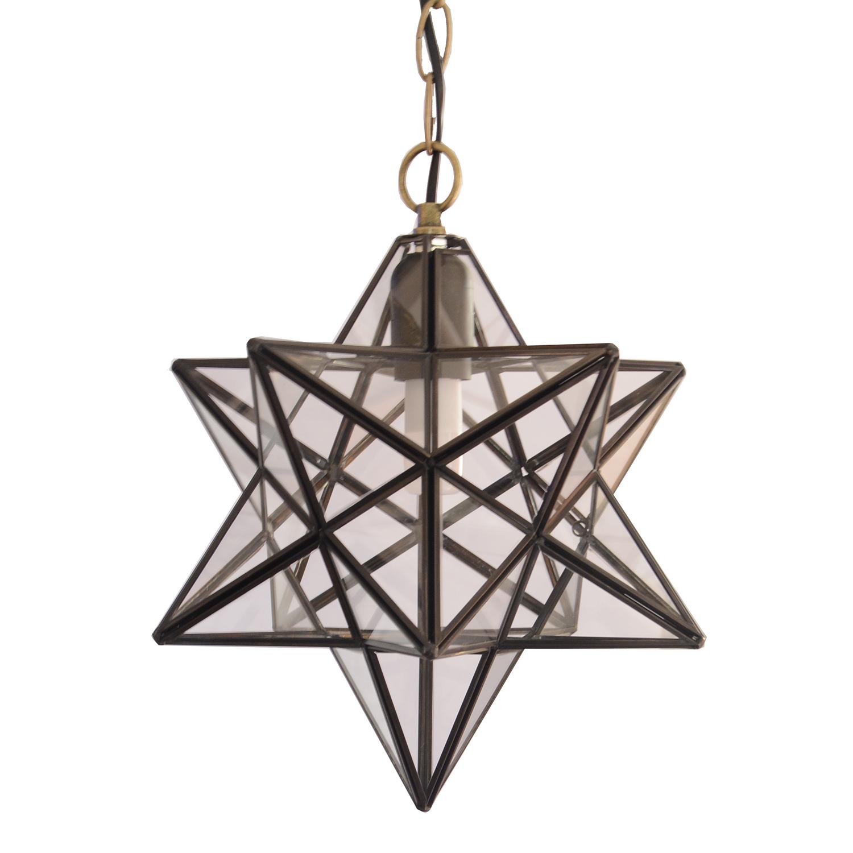 STAR lamp blk1