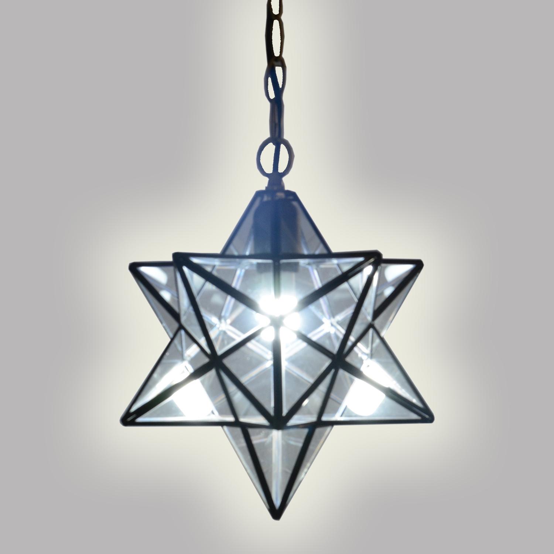 STAR lamp blk2