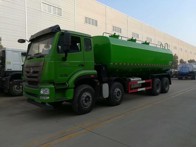 国六污泥运输车2