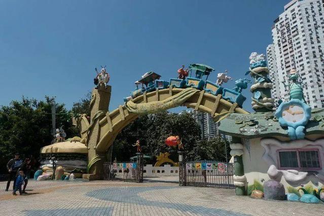 深圳周边十大亲子游好地方